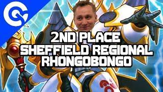 Yu-Gi-Oh! Rhongo Dark Warrior 2nd Place Sheffield Regional Deck Profile