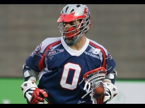 Mikey Powell and Boston vs Rochester Lacrosse Highlights