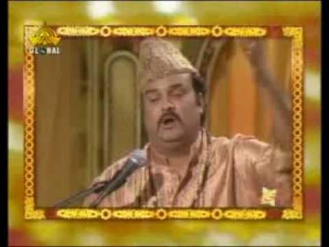 *MERA KOI NAHI HA TERE SIWA*--QAWWALI by Amjad Sabri