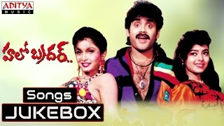 Download Hello Brother Telugu Movie Full Songs  || Jukebox || Nagarjuna, Soundarya, Ramya krishna 3Gp Mp4