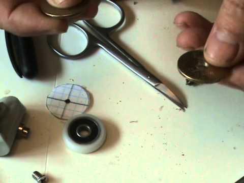 Ремонт роликов душевых кабинок своими руками 93