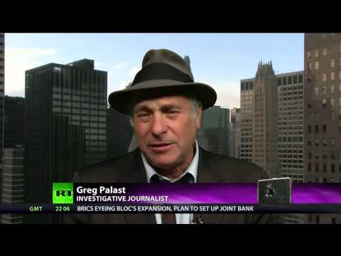 Big Oil Controls the World | Interview with Greg Palast