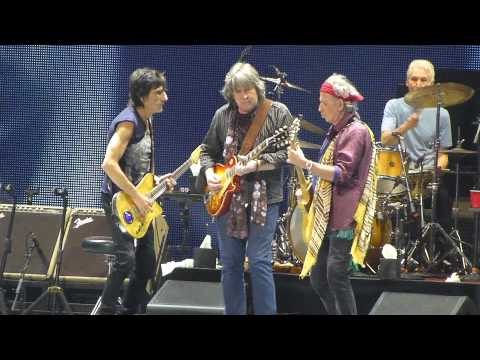 Satisfaction by Stones w/ Mick Taylor