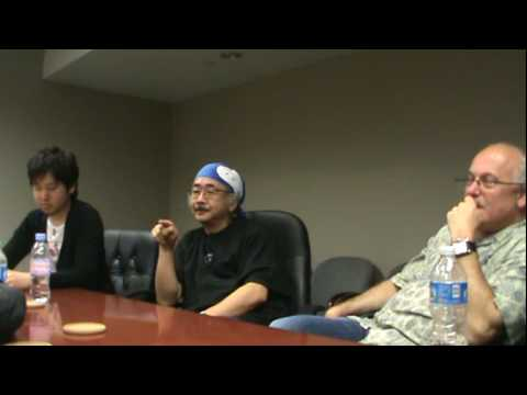Nobuo Uematsu And Arnie Roth Interview Pt. 3 video