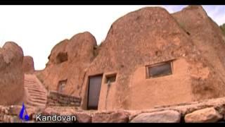 Поселок Кандован, Иран (Kandovan)