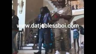 Behind The Scenes- Wale × Davido × Olamide - Fine Girl