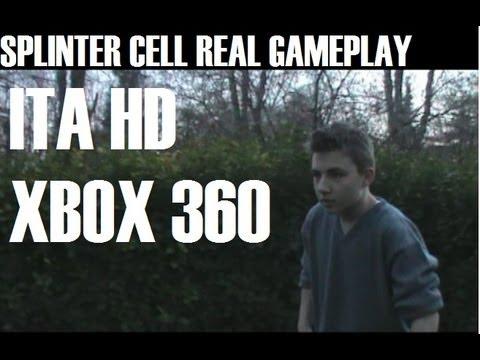 Splinter Cell: Blacklist – Real Gameplay ITA