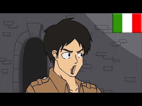 Attack on Titan (Not Really) ITA