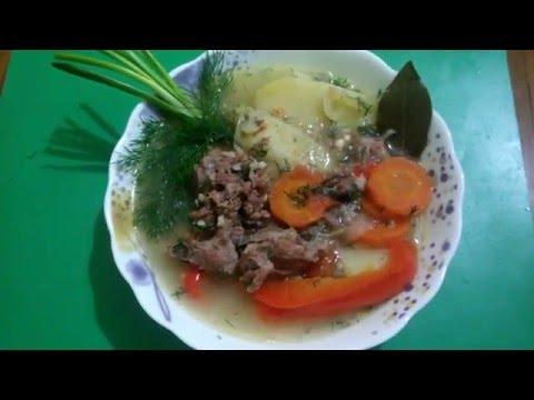 Шурпа!!!(среднеазиатский суп, насыщенный вкус и аромат!!!)