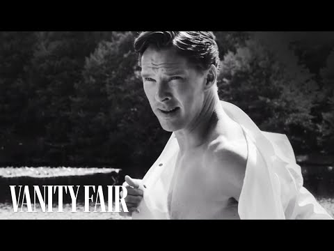 Benedict Cumberbatch's Wet Dress Shirt Contest