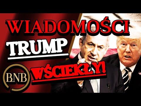 Unia Europejska PRZECIWKO IZRAELOWI! Atak Na Biznes USA, Trump ZAPOWIADA Kontratak! | WIADOMOŚCI