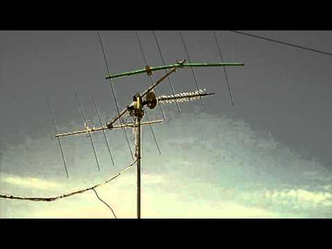IT9BDM antenne yagi motorizzate per satelliti