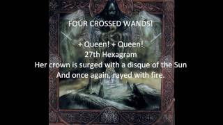 Watch Absu Four Crossed Wands spell 181 video