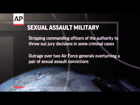 Military Sex Assault Reports Up, Changes Ordered