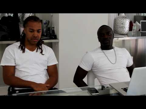 Redd Hott & Akon  Dreamland video