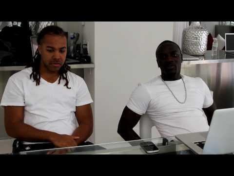 Redd Hott & Akon  Dreamland video