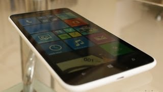 Nokia Lumia 1320 review - dual core, 6 inch screen with HD resolution
