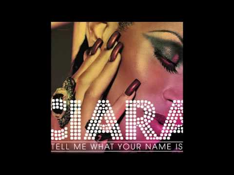 Ciara - Tell Me What Your Name Is