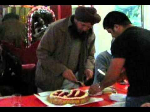 S  Iqbal Singh Bhatti on the time of cutting Cack HAPPY BIRTH DAY KUMARI MAYAWATI JI cvt1