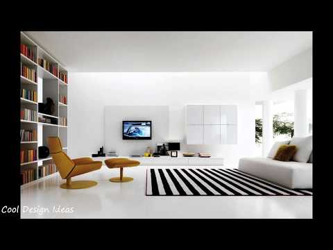 White Living Room Furniture Decorating Ideas