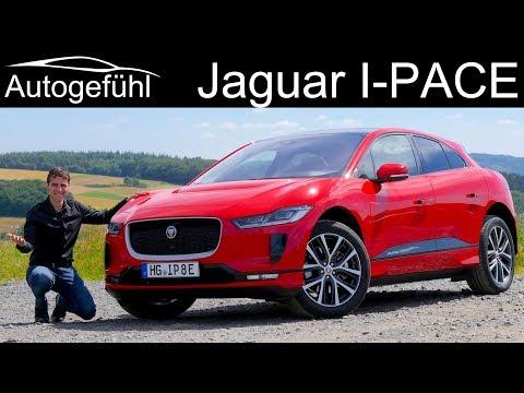 Jaguar I-PACE FULL REVIEW - can the first Jaguar iPace EV beat Tesla and Audi? - Autogefühl