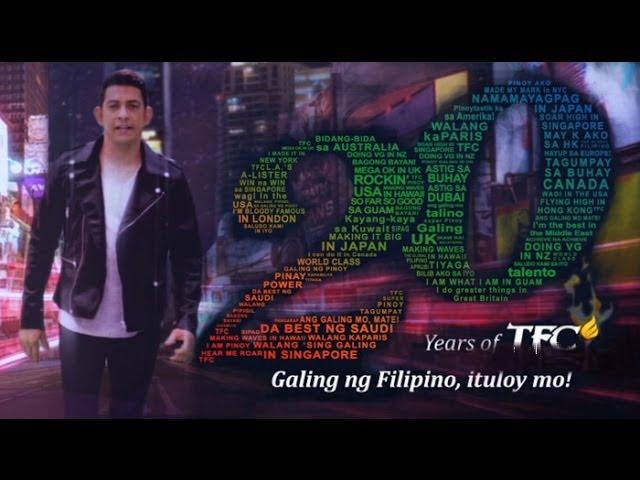 TFC 20 Galing ng Filipino Official Music Video