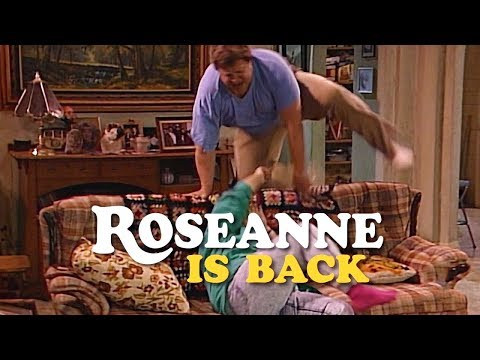"Roseanne (ABC) ""Excitement"" Teaser Promos HD"
