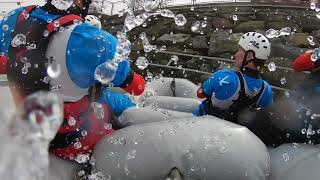 Rafting Training Camp - fiume Dora Baltea (Ivrea)