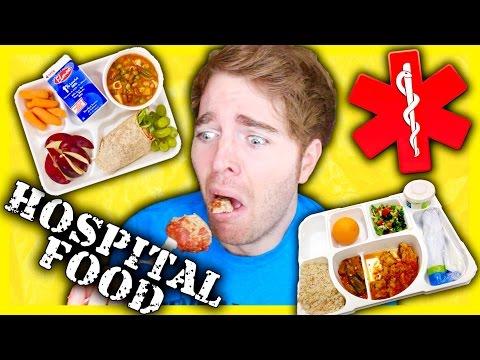 TASTING HOSPITAL FOOD