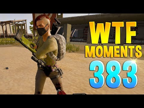 PUBG Daily Funny WTF Moments Highlights Ep 383