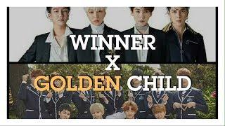 Download Lagu WINNER X GOLDEN CHILD Interaction 2018 Gratis STAFABAND