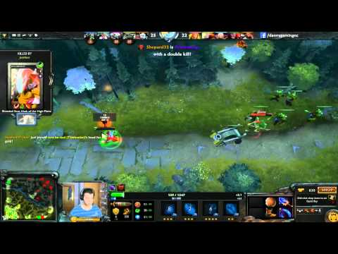 Dota 2 Gameplay Dota 2 Batrider Gameplay with Commentary Jungle #BrainAFK