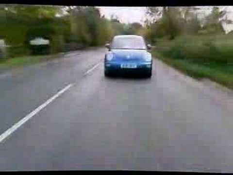 Top Gear - Volkswagen New Beetle Video