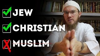 Video: Islam is more balanced than Judeo-Christianity - Saajid Lipham (ilmstitute)
