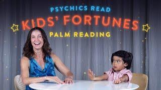 Psychics Read Kid