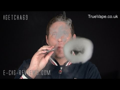 REVIEW OF THE TRUEVAPE.CO.UK E-LIQUID