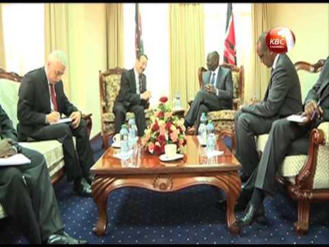 Kenya and Japan to strengthen business ties