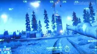Battlefield 3: Armored Kill - GamesCom 2012