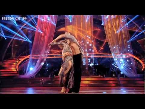 Darcey Bussell & Ian Waite's Premiere dance - Strictly Come Dancing 2012 - BBC One