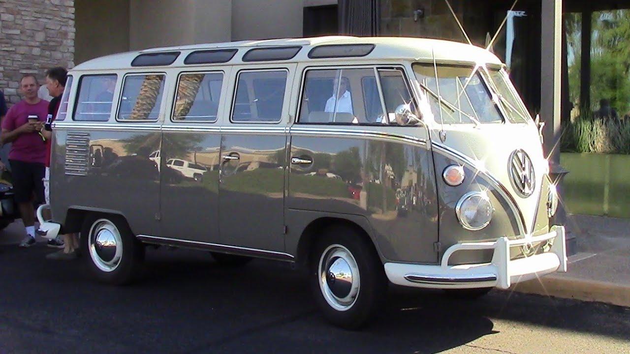 1963 volkswagen 23 window deluxe sunroof microbus sold for 20 window vw bus