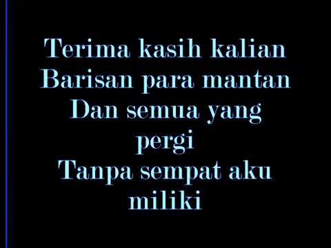 download lagu THE RAIN- Barisan Para Mantan  LIRICK gratis