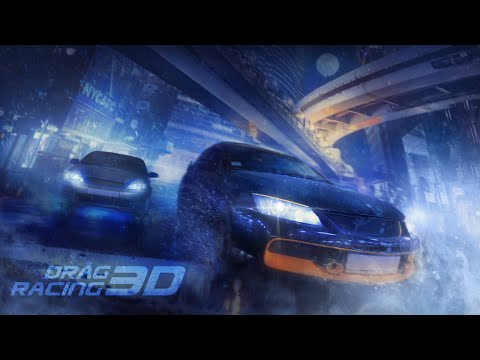 Drag Racing 3D APK Cover