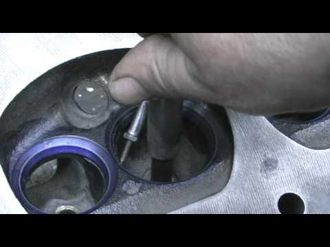 Cylinder Head Porting Bowls Step one.  www.headbytes.com