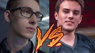 Bjergsen vs Perkz 1v1 - Yasuo | Mundo | Zed | Lee Sin - League of Legends