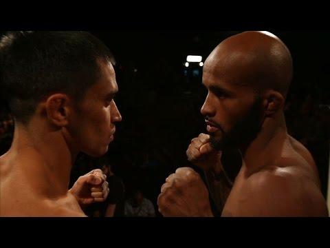 UFC 178 WeighIn Highlights