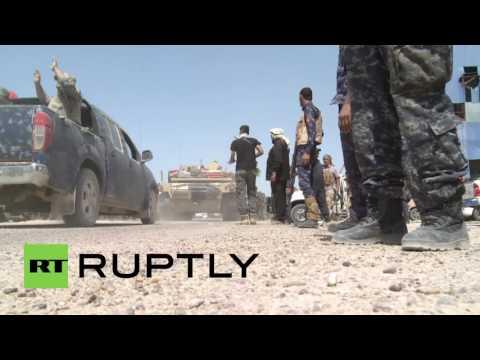 Iraq: Soldiers prepare for major attack to liberate Fallujah