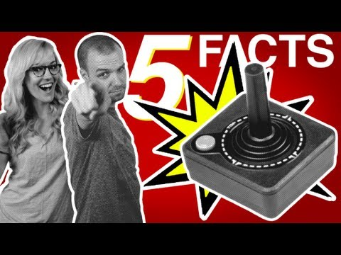 #5facts You Didn t Know About Video Games (w/ Peter Gallagher!)
