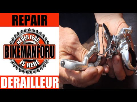 Front  Derailleur Install - Specialized Transition MTB - Shimano & SunRace - BikemanforU