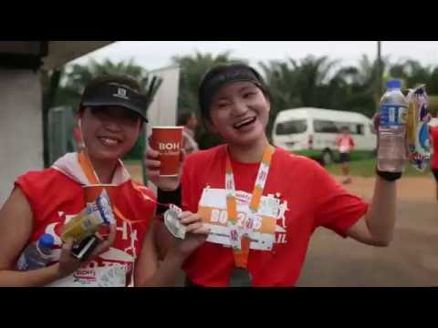 Event Coverage: BOH Tea Malaysia - BOH Eco Trail Run 2016