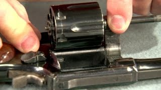 Gunsmithing - Inspecting S&W Revolvers